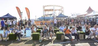 Food and fun for the whole family at Santa Monica's OFF THE HOOK Seafood Festival