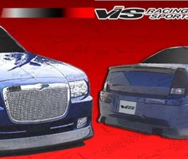 Vis Racing Vip Complete Body Kit 05