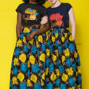 The African Goddess T-Shirt