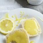 Most Delicious Lemon Curd