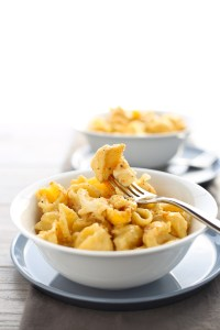 cozy fall lobster mac and cheese