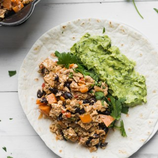 Best Healthy Chicken Burritos (Makes 12)