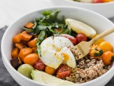 Detox Grain and Veggie Bowls