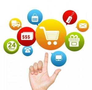 صورة رمزية للتسوق