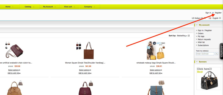 1cdd12cb744b6 تجربتي بموقع yah-bag للشنط – التسوق الالكتروني