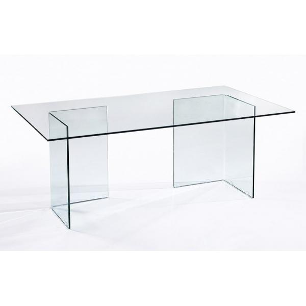 table a manger verre hector
