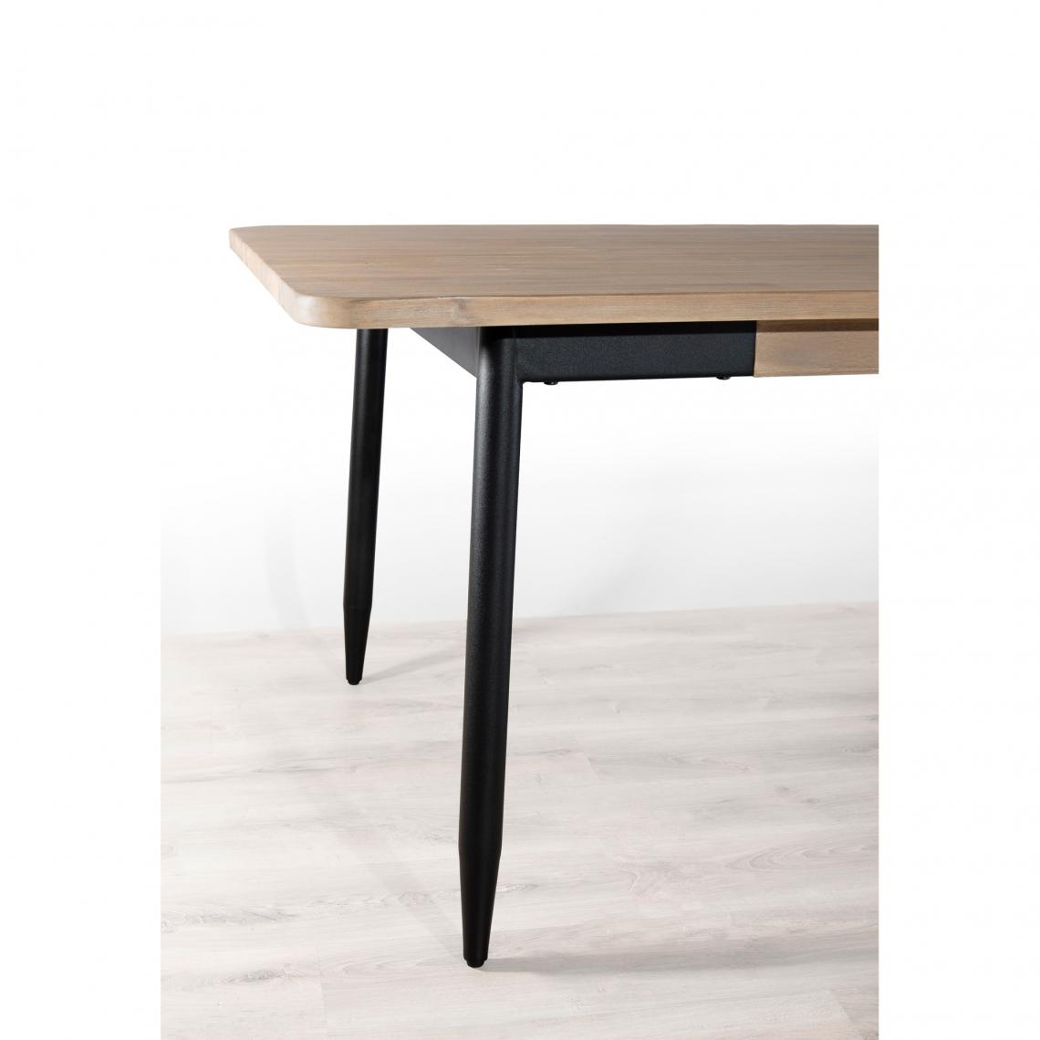 table a manger rectangulaire 200 x 100