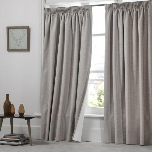 moondream rideau occultant chine a oeillets moondream beige