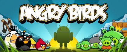Angry Birds disponibile per Android e Nokia e un clone online