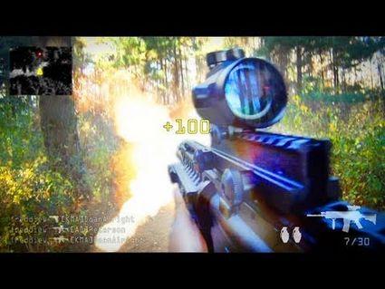 Il futuro dei videogiochi sparatutto in prima persona!