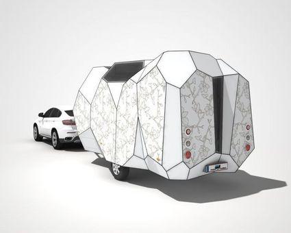 Caravan di prestigio e dall'elevato design