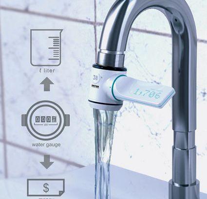 Design e tecnologia per risparmiare acqua