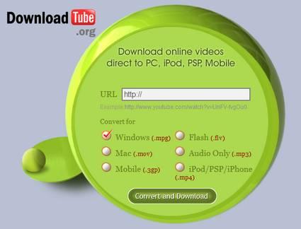Convertire e scaricare video da YouTube in un click