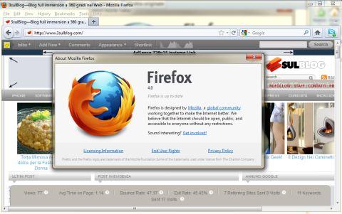 Firefox 4 RC1 pronto per il download, sarà la versione finale?