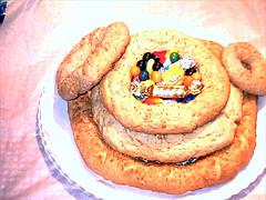 Ciambelline di pasqua con pinoli: un dolce da leccarsi i baffi