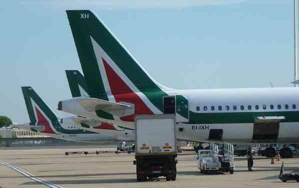 Roma: Alitalia minaccia di abbandonare Fiumicino