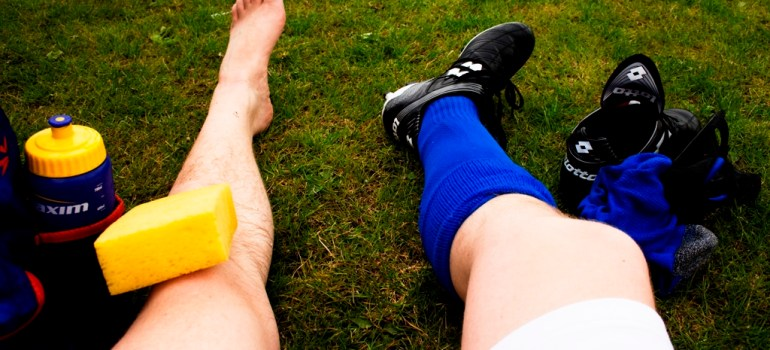 Find the best physiotherapist and go back to the sports arena