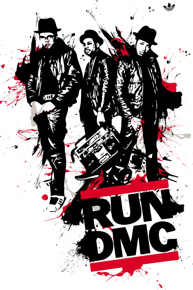 Run DMC 3Wallpapers Run DMC