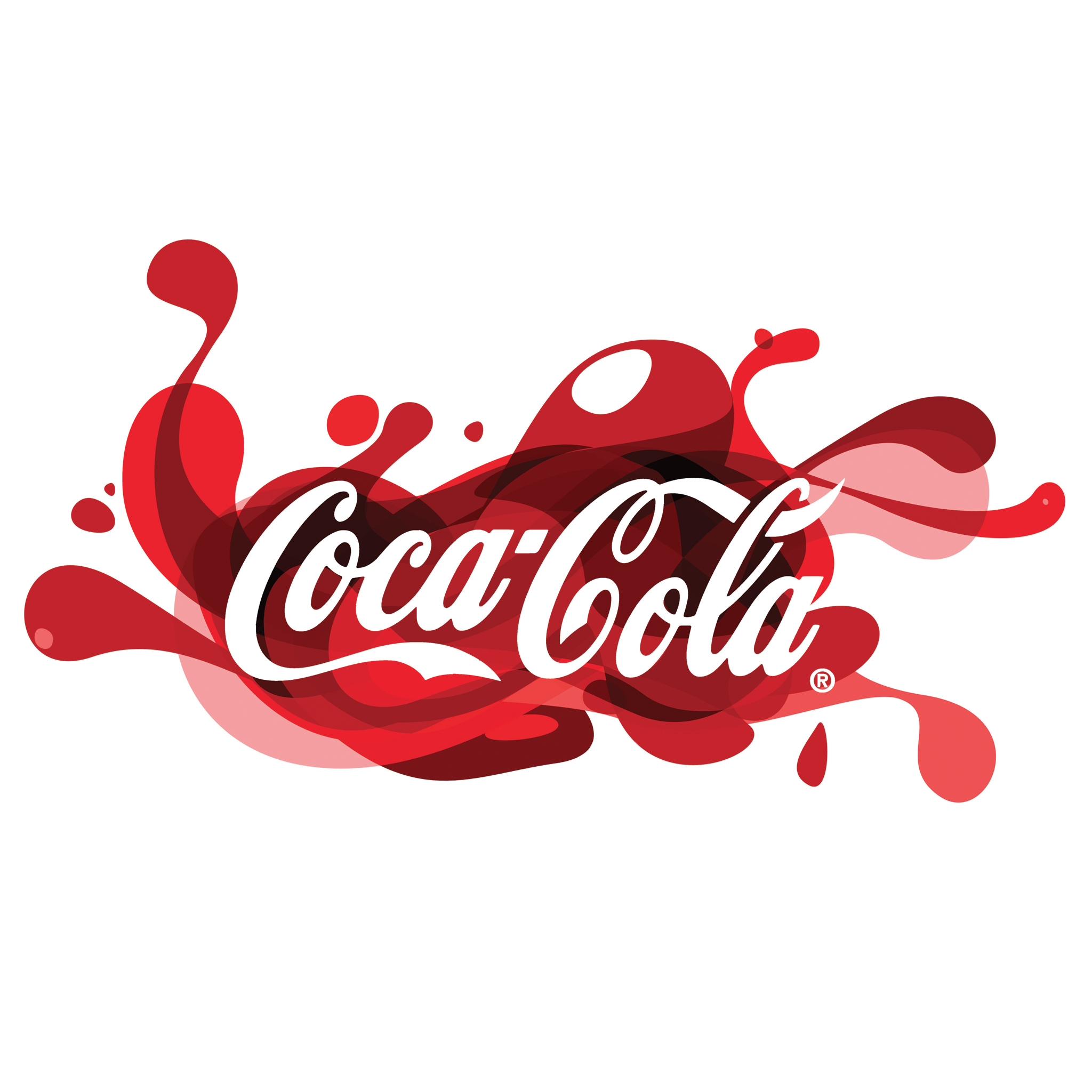 Coca Cola Splash 3Wallpapers iPad Retina Coca Cola Splash   iPad Retina
