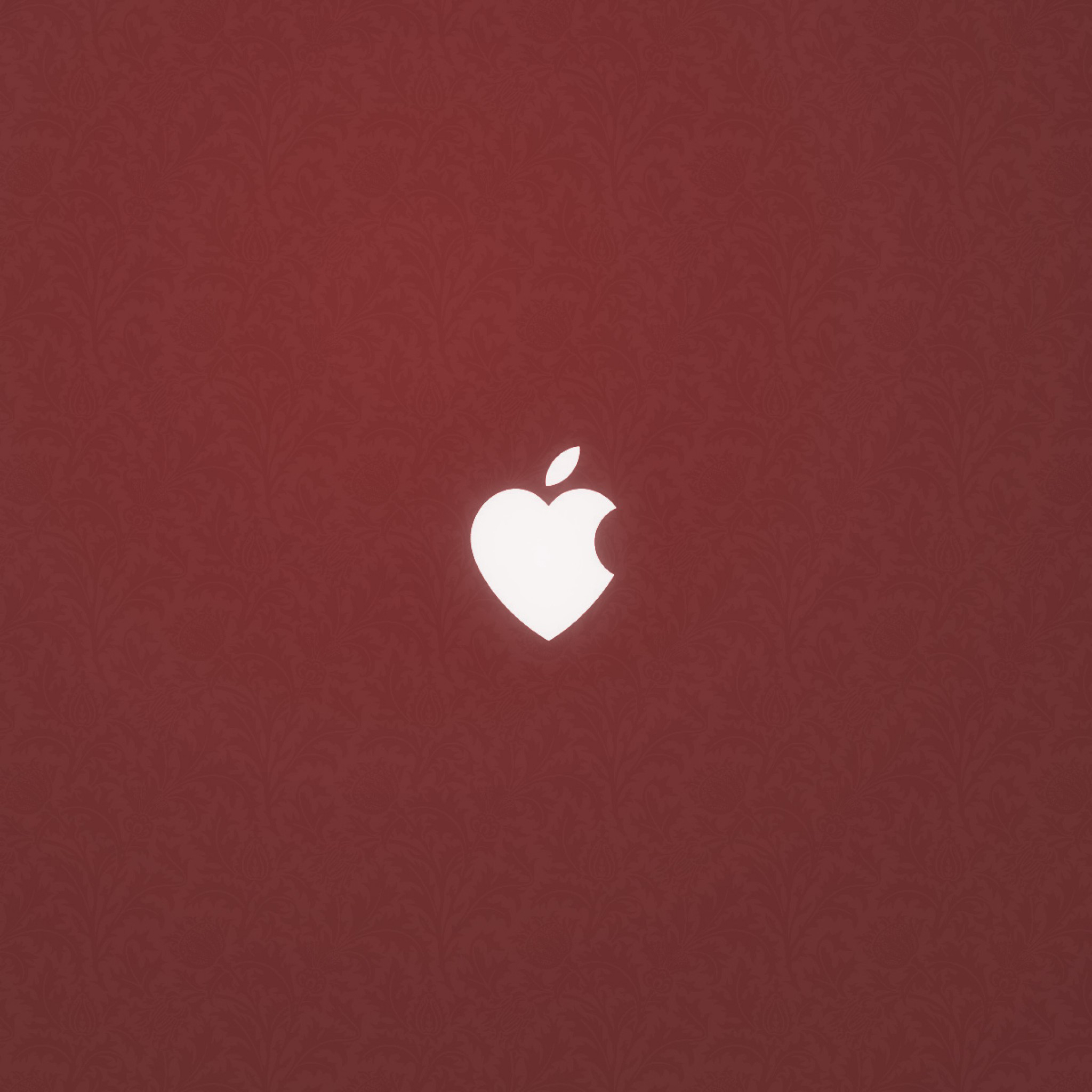 Apple Heart 3Wallpapers iPad Retina Apple Heart   iPad Retina