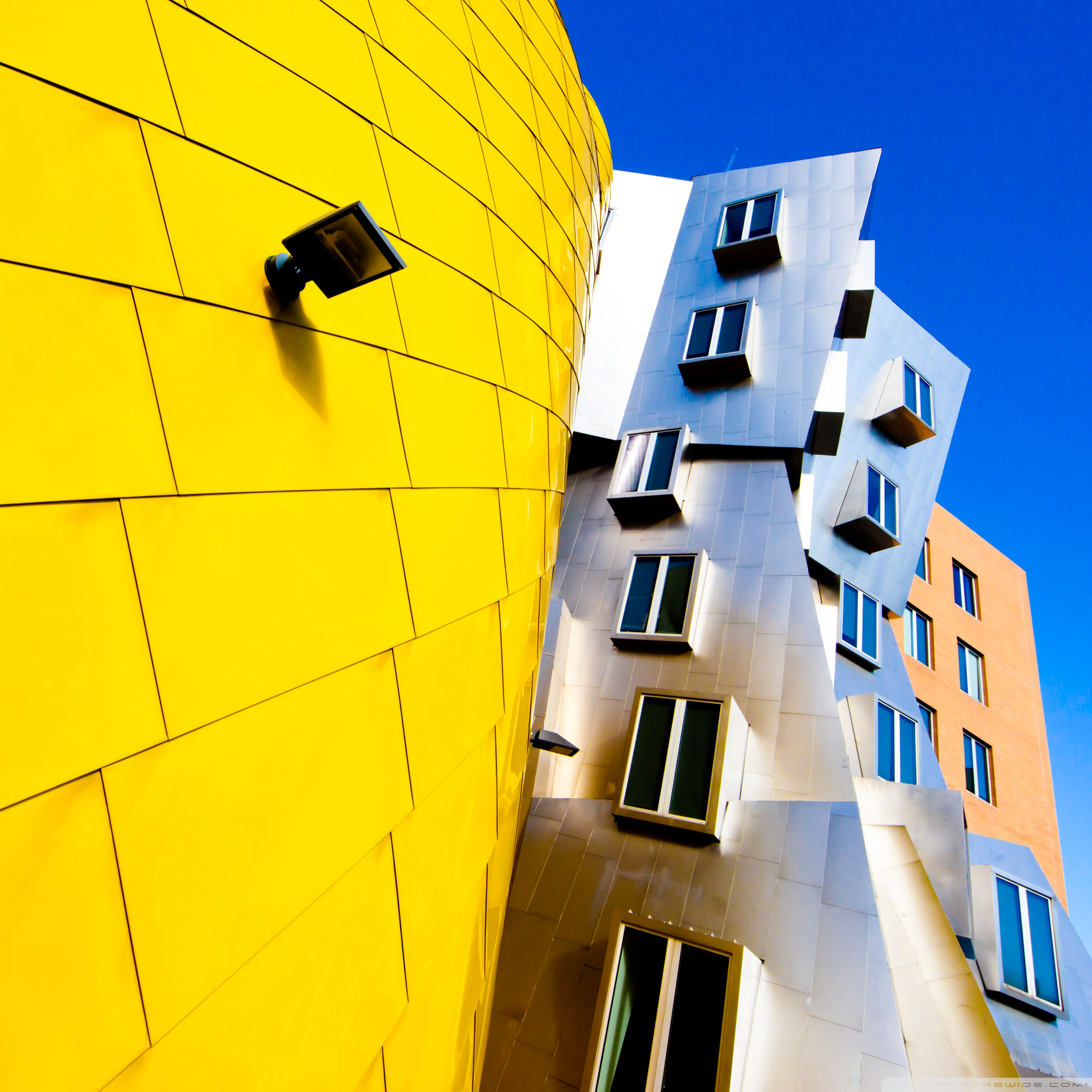 Frank Gehry Architecture 3Wallpapers iPad Retina Frank Gehry Architecture   iPad Retina