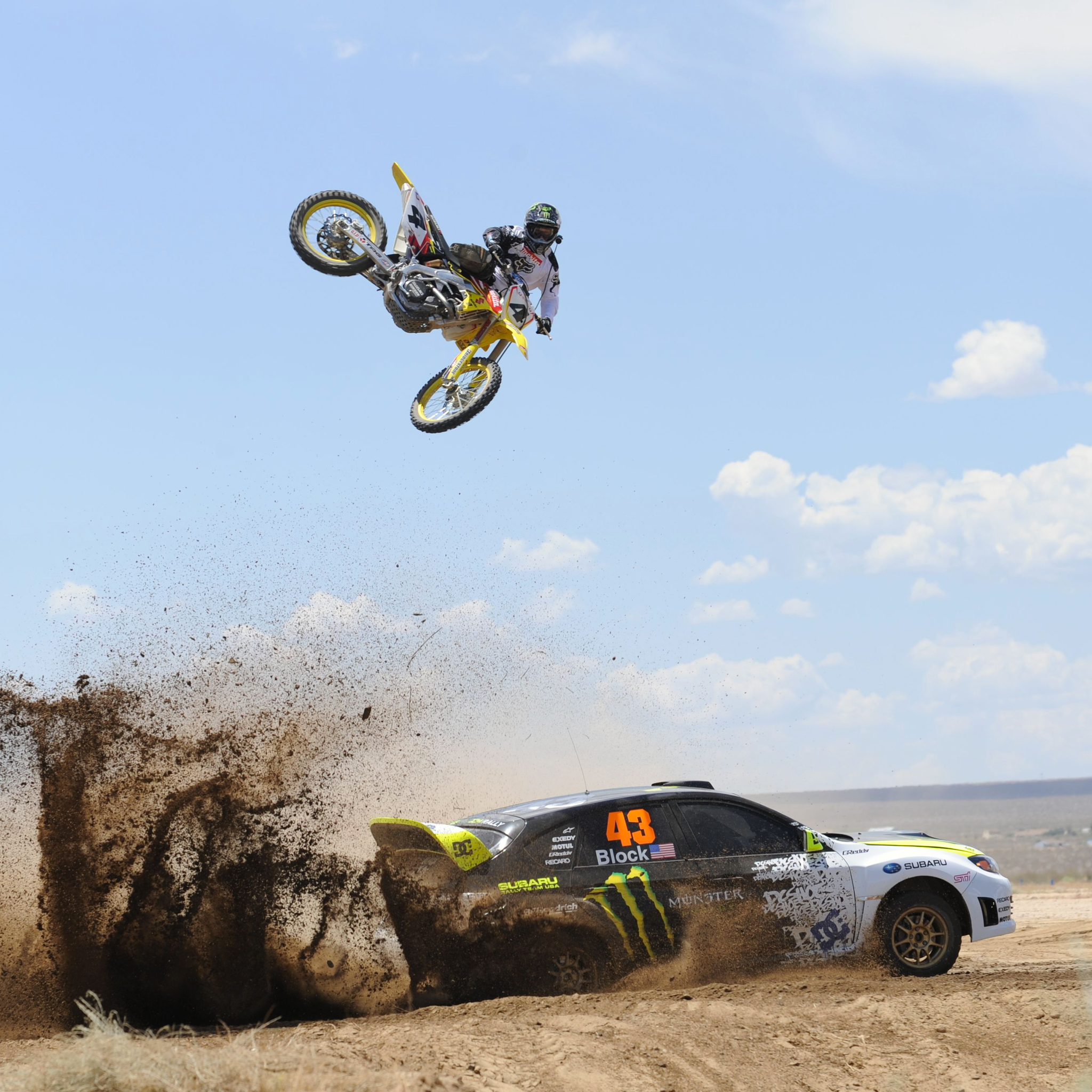 Rally Cross to Ford 3Wallpapers iPad Retina Rally Cross to Ford   iPad Retina