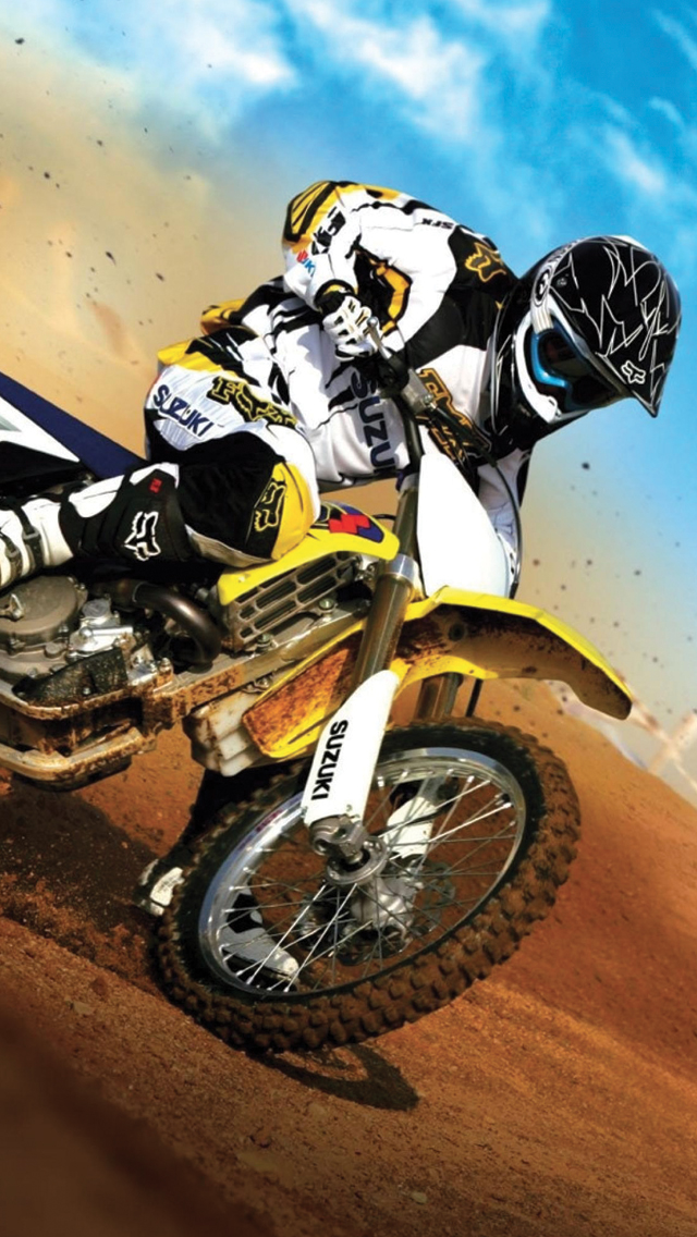 Moto Sports 3Wallpapers iPhone 5 Moto Sports