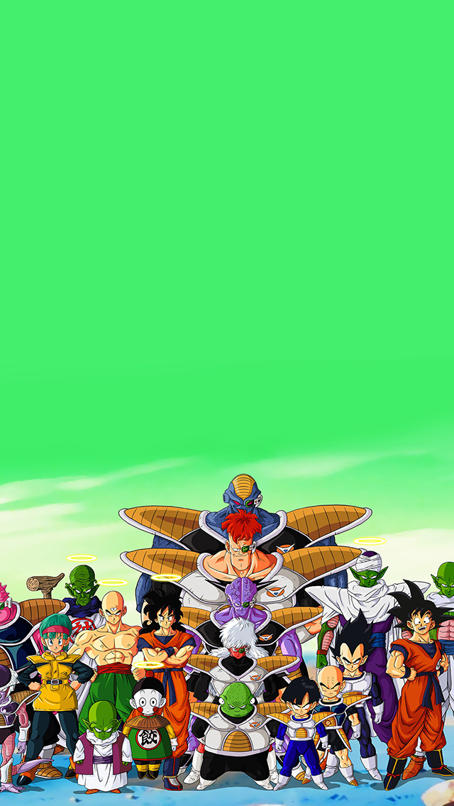 Dragon Ball Z Wallpapers For Iphone 6 Wallpapersimages Org