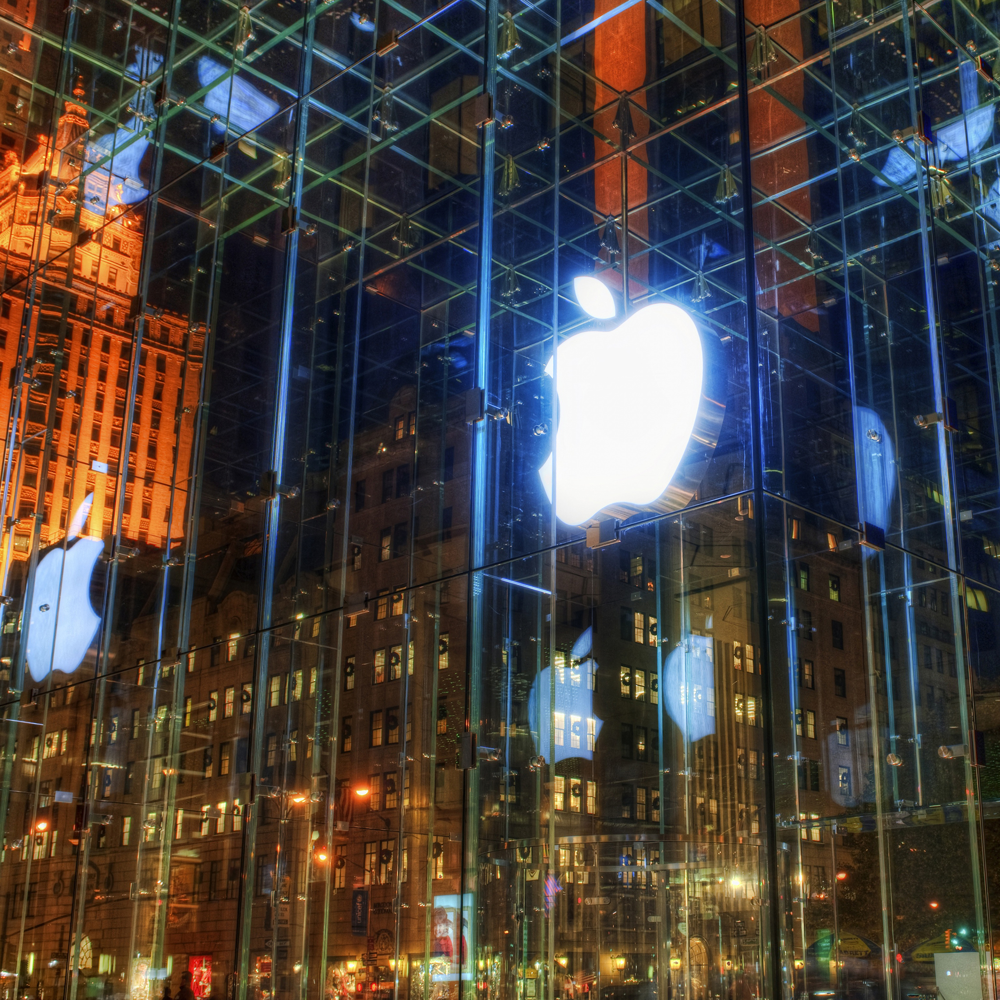 The Incredible Apple Store 3Wallpapers iPad Retina The Incredible Apple Store   iPad Retina