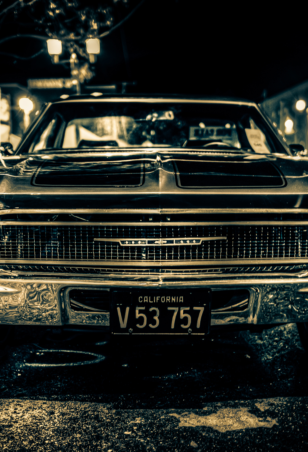 Vintage Chevrolet California 3Wallpapers iphone Parallax Vintage Chevrolet California