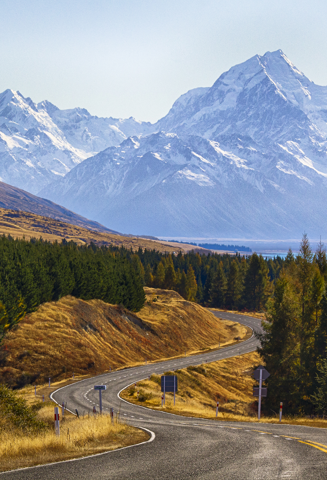 Mount Cook National3Wallpapers iphone Parallax Mount Cook National