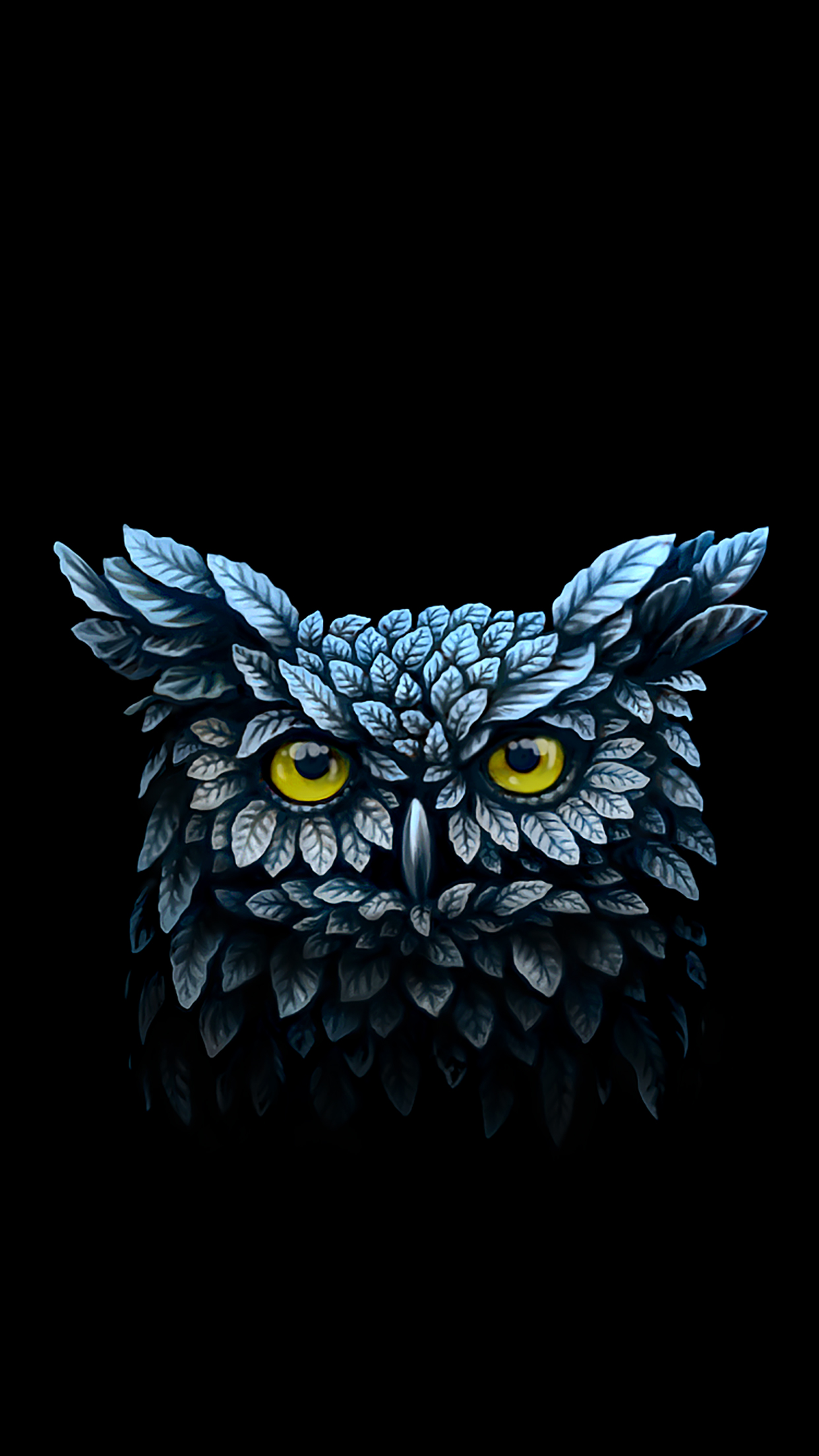 Owl iPhone 3Wallpapers Parallax Owl