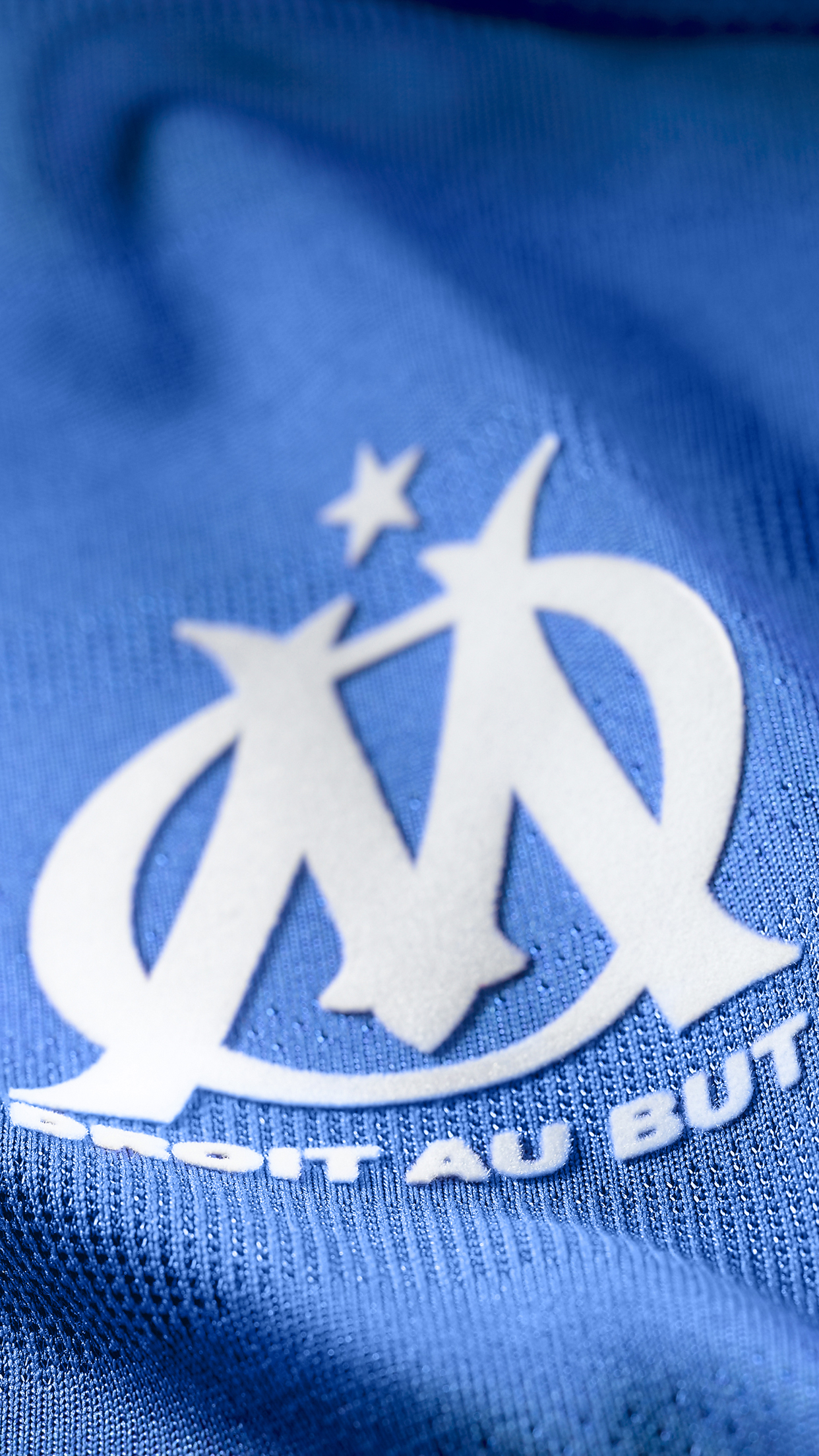 OM Maillot iPhone 3Wallpapers Parallax OM Maillot
