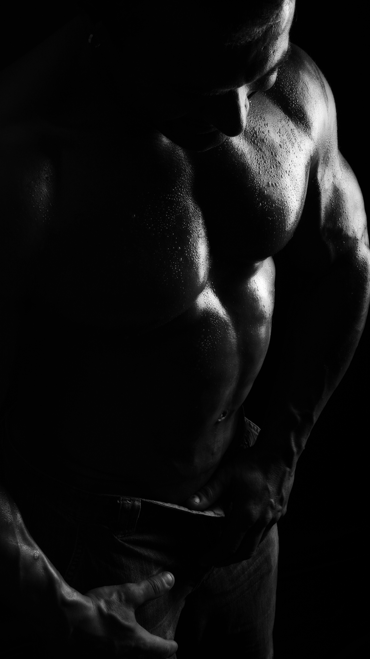 Musculation iPhone 3Wallpapers Parallax Musculation