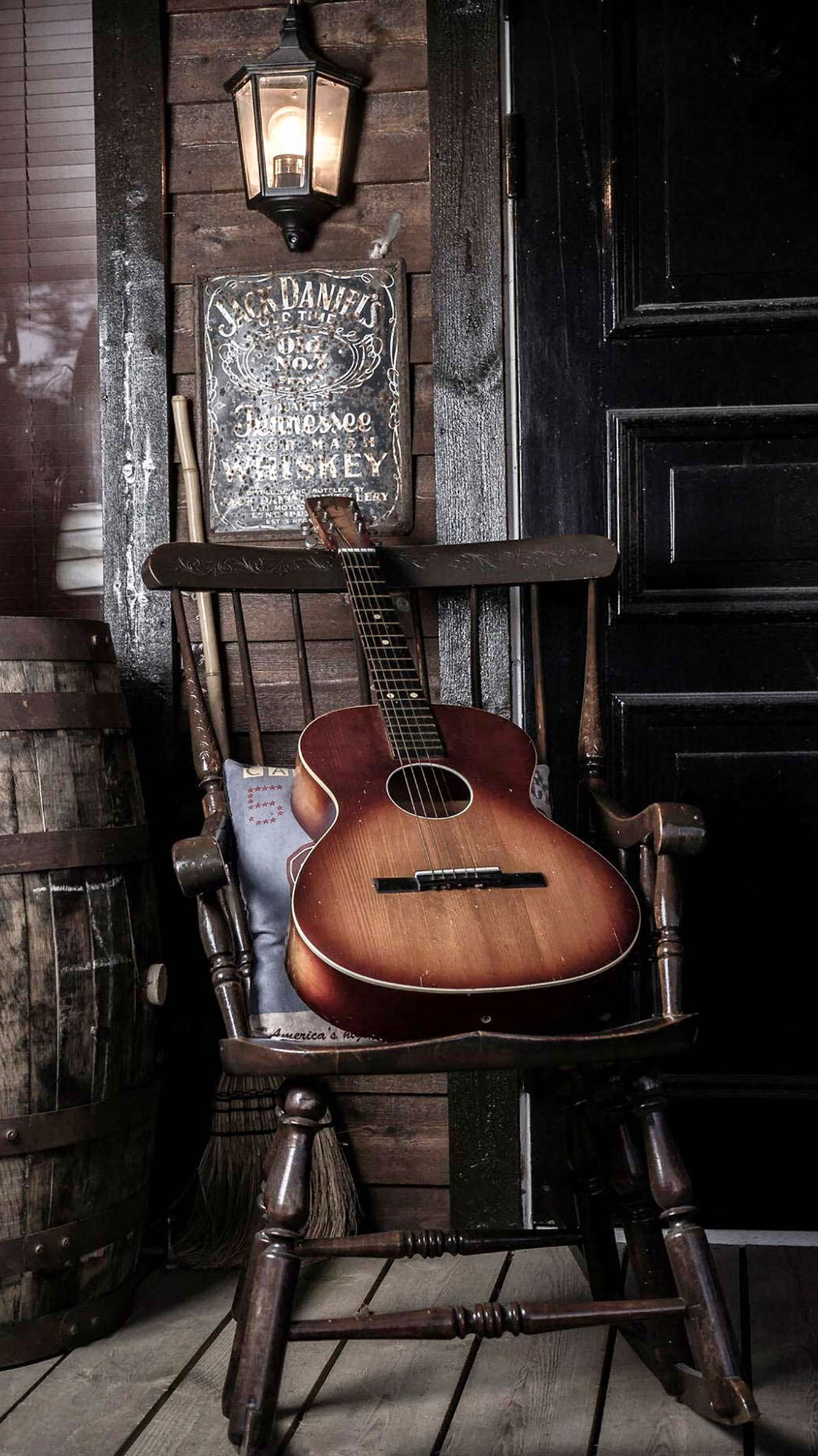Music instruments guitar 3Wallpapers iPhone Parallax Music instruments guitar