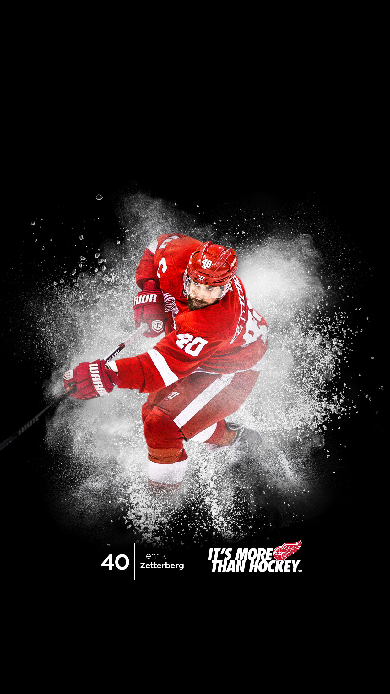 hockey its more than hockey 3Wallpapers iPhone Parallax Hockey Its More Than Hockey