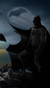 Batman Vs Superman Dawn Of Justice Batman 3Wallpapers iPhone Parallax 169x300 Batman