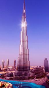 Dubaï Khalifa Tower 3Wallpapers iPhone Parallax 169x300 Khalifa tower