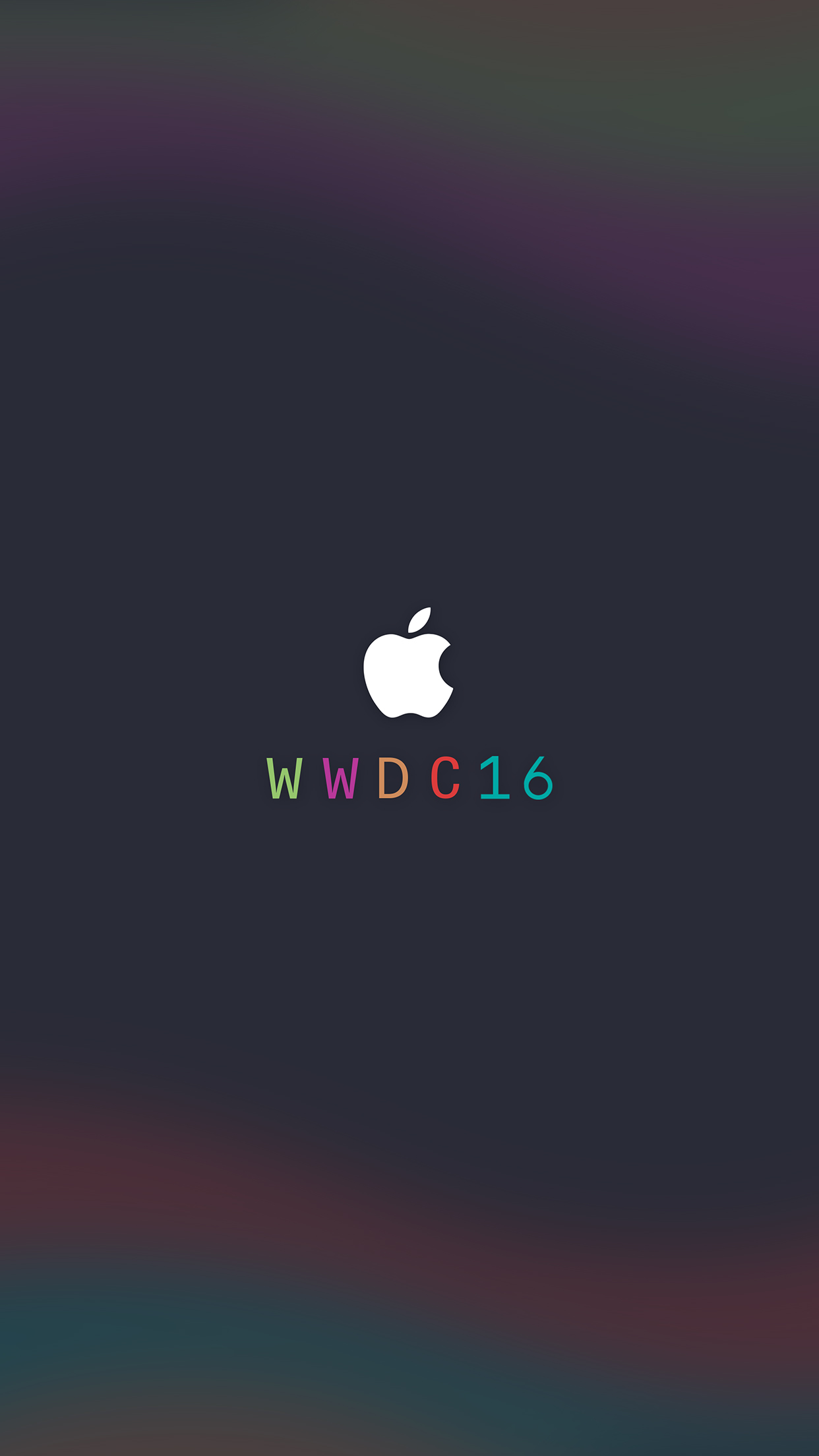 Keynote 2016 Keynote Logo 3 3Wallpapers iPhone Parallax Apple Keynote logo 3