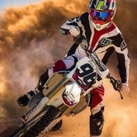Motocross desert