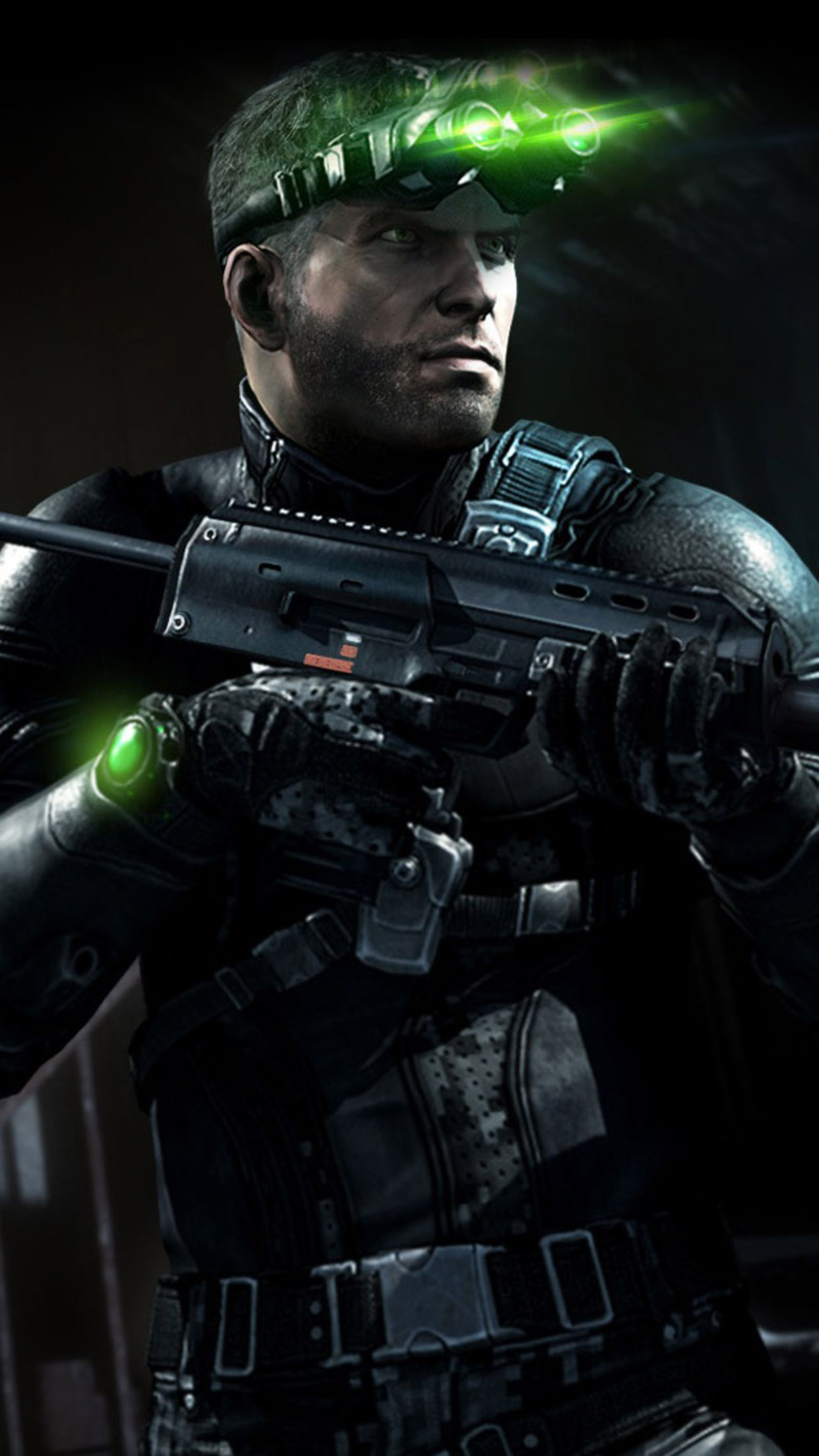 Splinter Cell Blacklist Blacklist 2 3Wallpapers iPhone Parallax Splinter Cell Blacklist 2