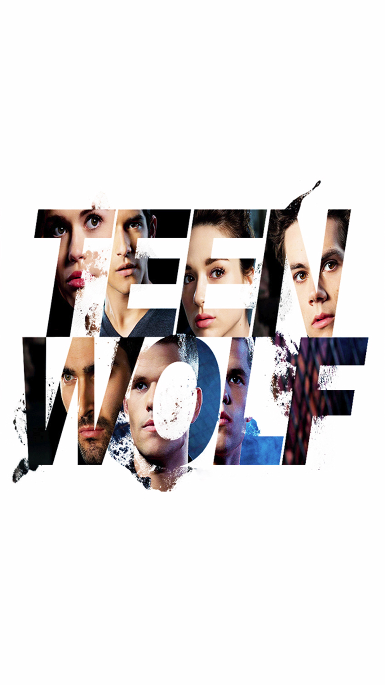 Teen Wolf Teen Wolf 3Wallpapers iPhone Parallax Teen Wolf: Teen Wolf