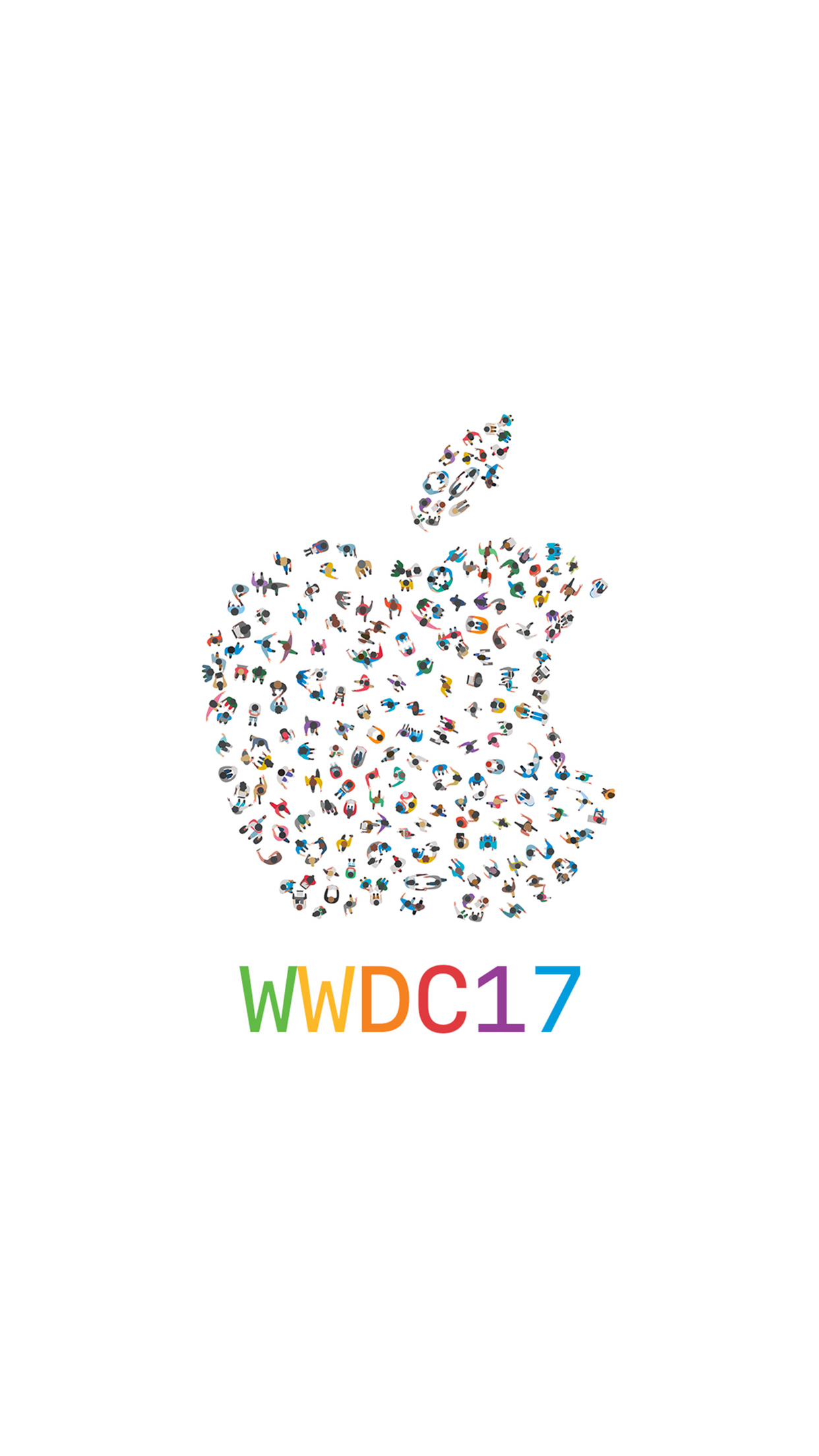 WWDC 2017 3 3Wallpapers iPhone Parallax WWDC 2017 : 3