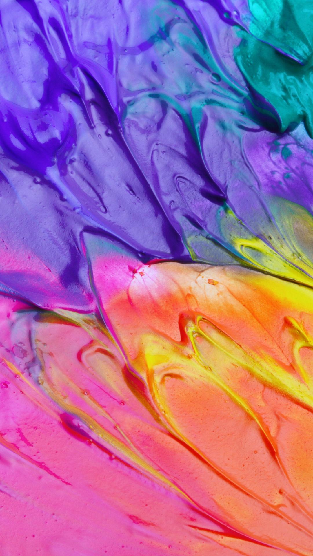 paint stains spots bright Paint