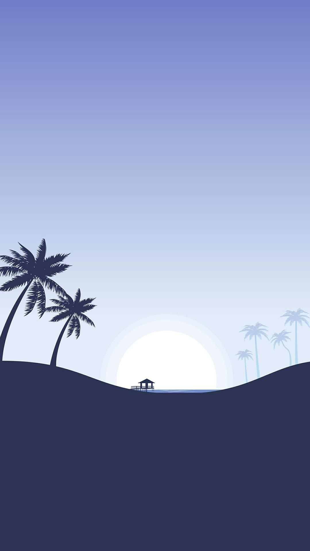 iPhone wallpaper illustration1 Illustration