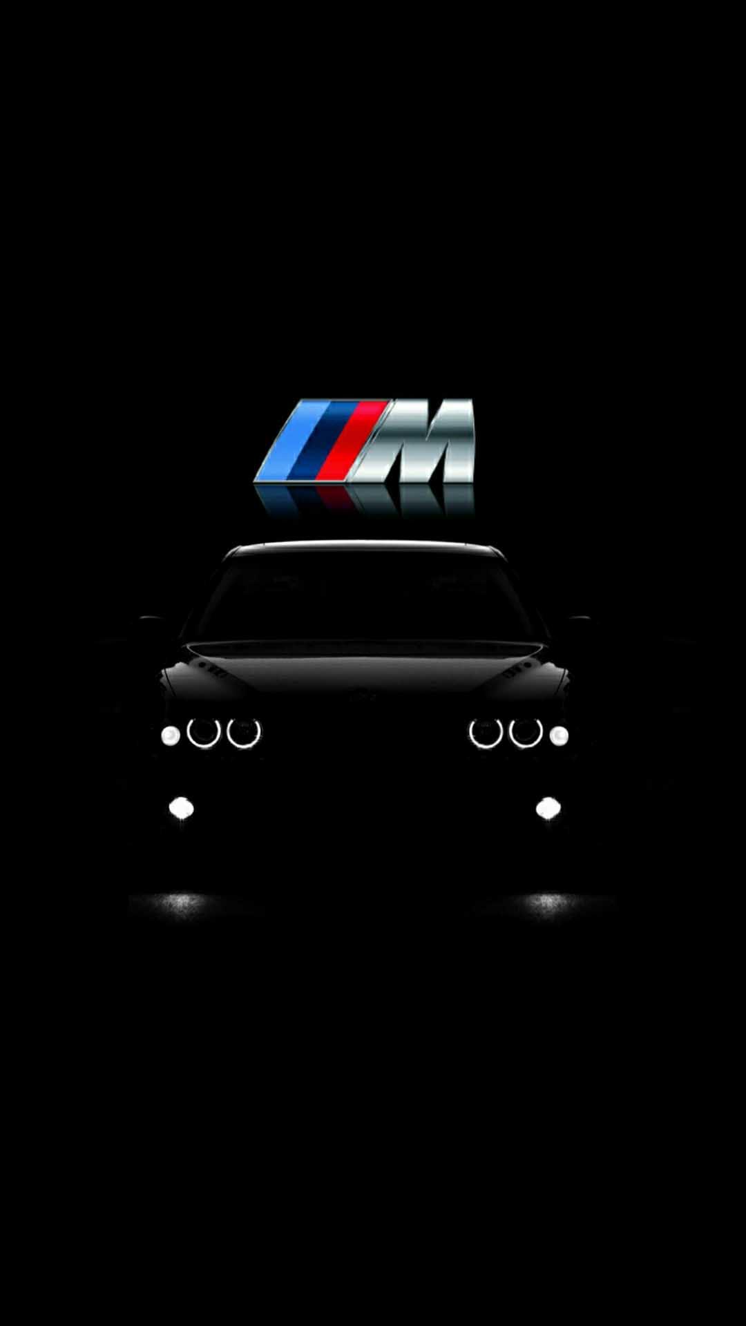 iPhone wallpaper bmw black BMW