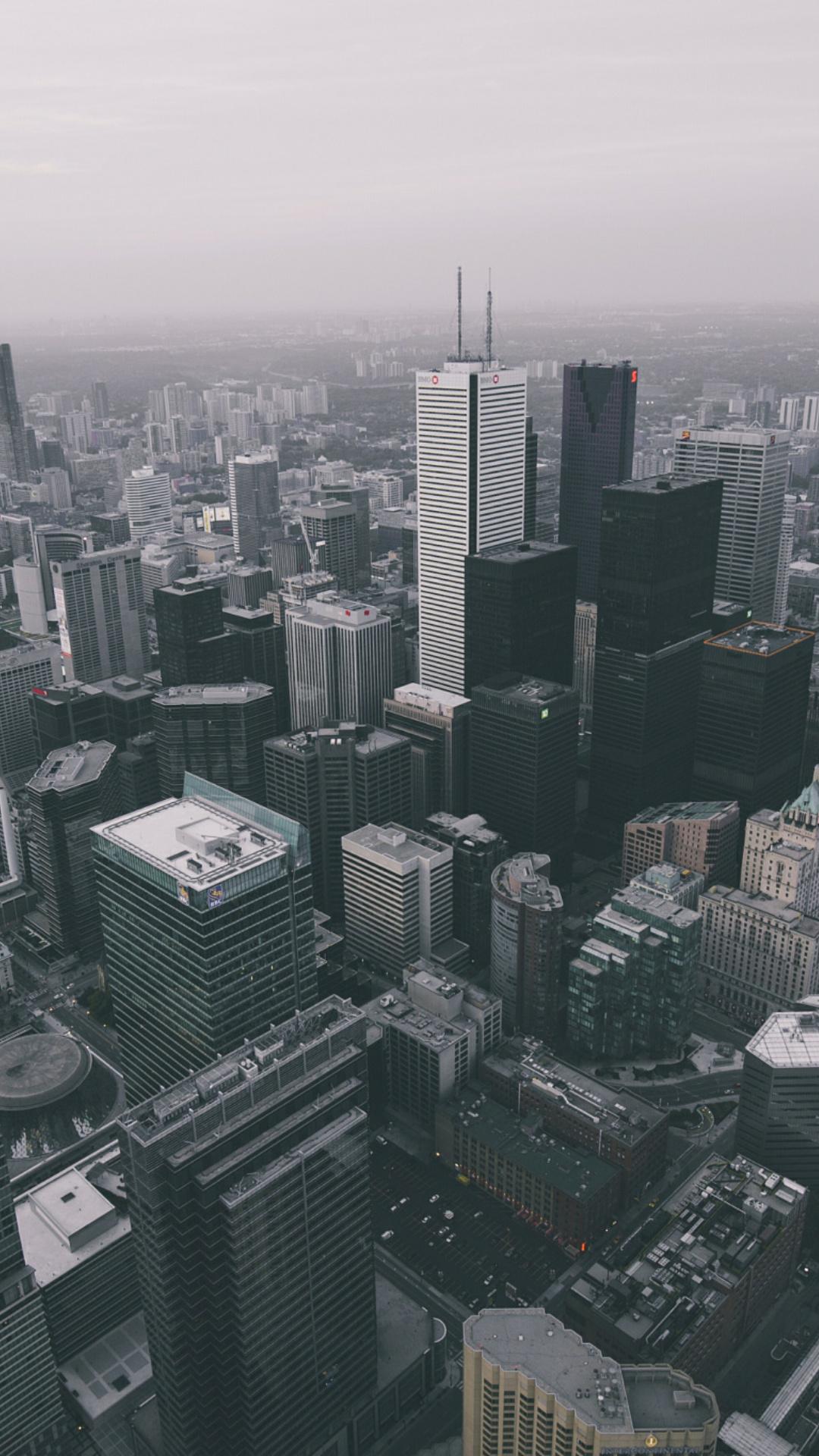 iPhone wallpaper city buildings City
