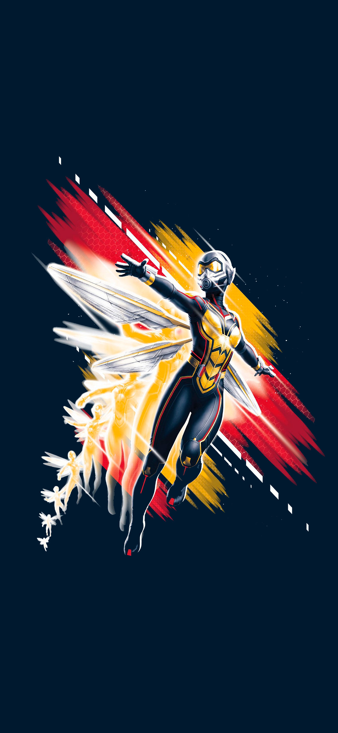 iPhone wallpaper ant man wasp Ant Man