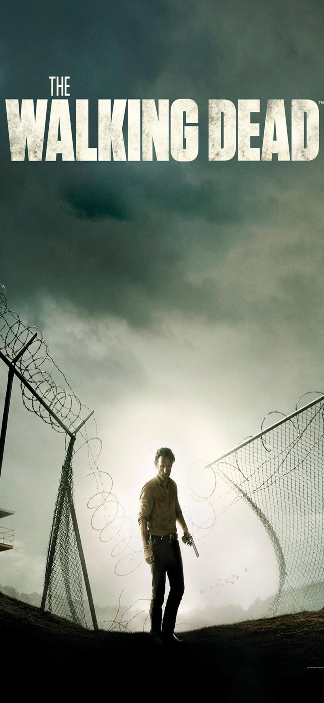 iPhone wallpaper walking dead3 The Walking Dead
