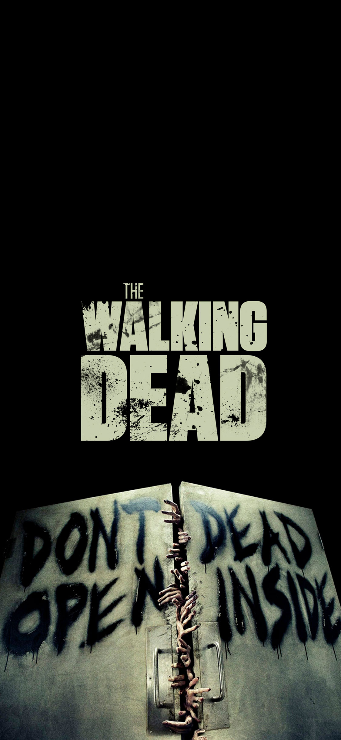 iPhone wallpapers walking dead1 The Walking Dead
